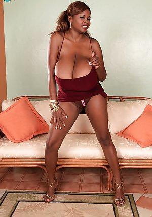 Ebony Sexy Legs 71